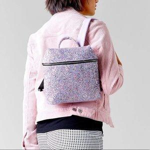 Skinny Dip glitter backpack